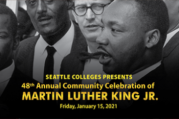Seattle Colleges 48th Annual Community Celebration of Martin Luther King